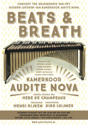 Flyer Beats And Breath