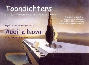Toondichters 21 april 2007